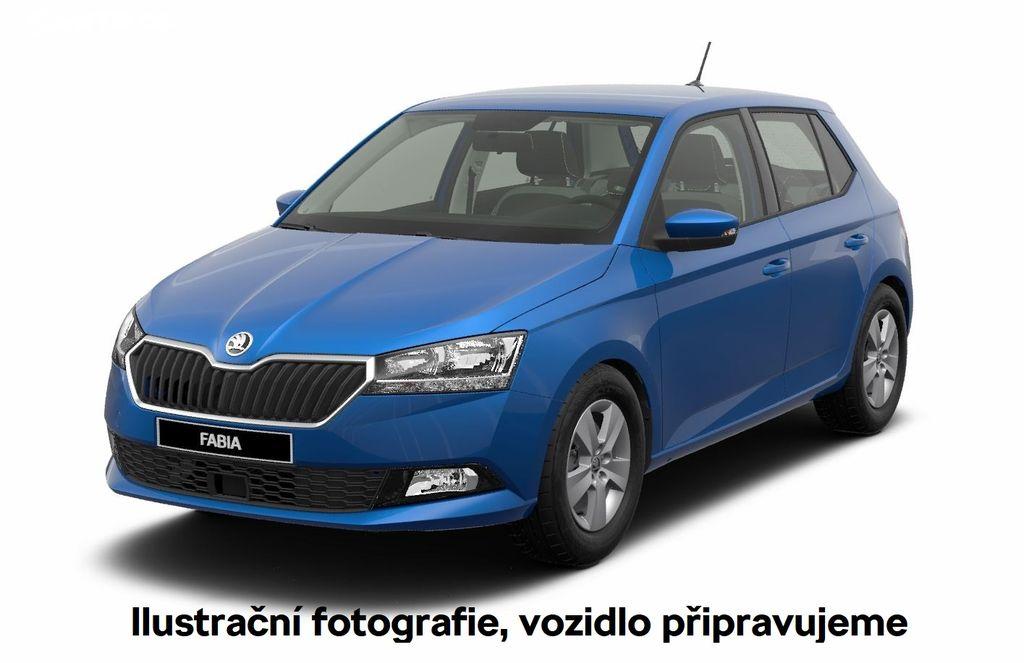Škoda Fabia, Ambition 1,0 MPi 55kW