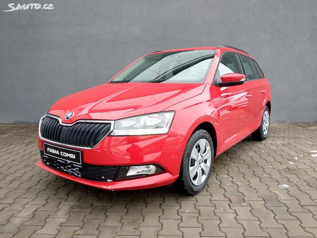 Škoda Fabia, Combi FL Active 1,0MPi 55kW