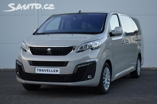 Peugeot Traveller, Active Long 2.0 BlueHDi 180k
