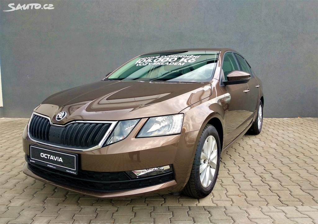 Škoda Octavia, FRESH 1.4TSi 110kW