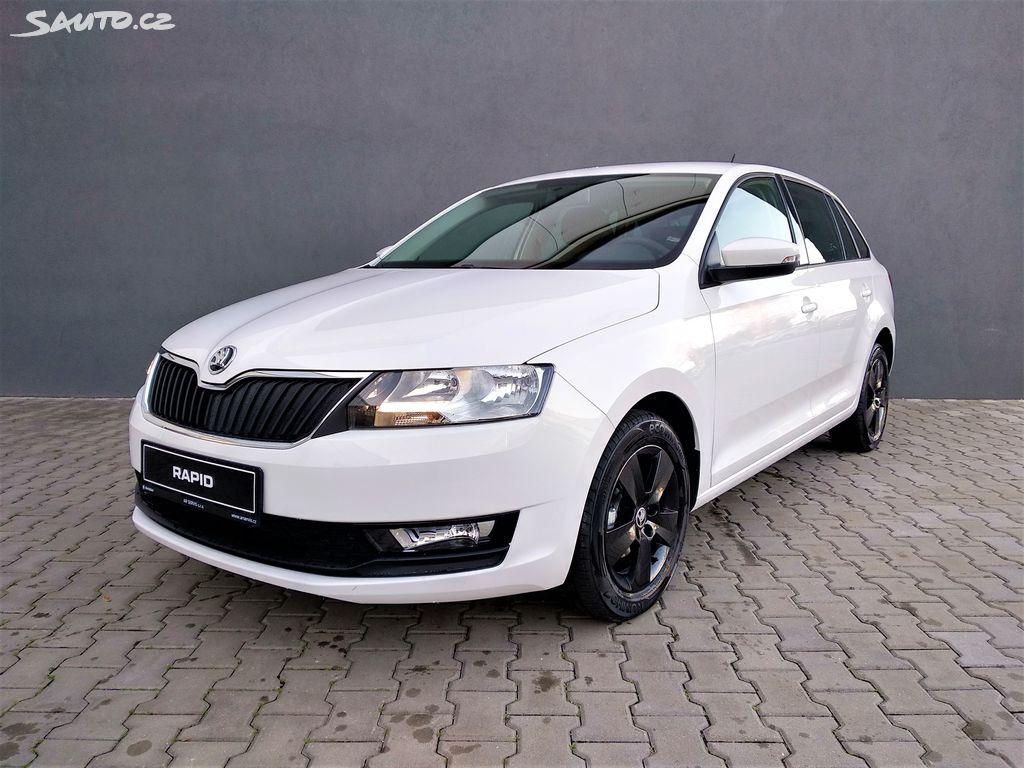 Škoda Rapid, Ambition 1,0TSi 70kW