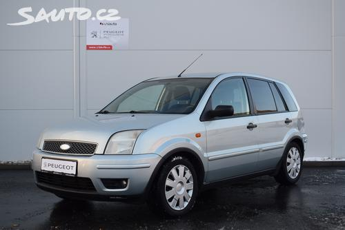 Ford Fusion, + 1.4 TDCi