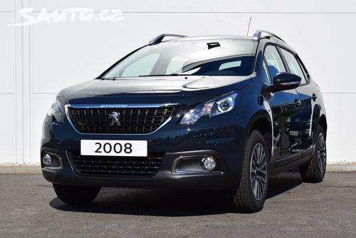 Peugeot 2008, ACTIVE,1.2 PureTech,82k MAN5