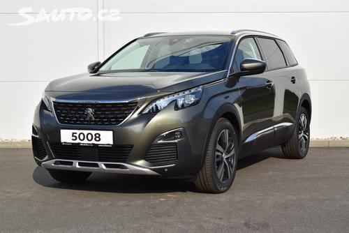 Peugeot 5008, ALLURE 1.5 BlueHDi 130k, EAT8