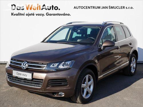 8c79e82396c Volkswagen Touareg. Cena  529 800 Kč