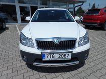 Škoda Octavia Scout 2,0 TDi
