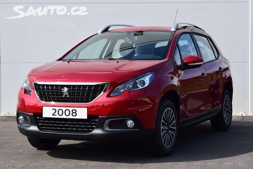 Peugeot 2008, ACTIVE 1.2 PureTech 110K,MAN