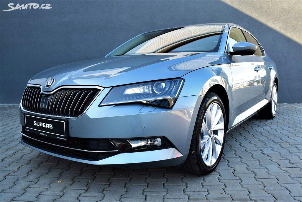 Škoda Superb, Style 2,0 TDi 110kW