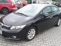 Honda Civic 4D 1,8i-VTEC ES 2.Majitel, ČR